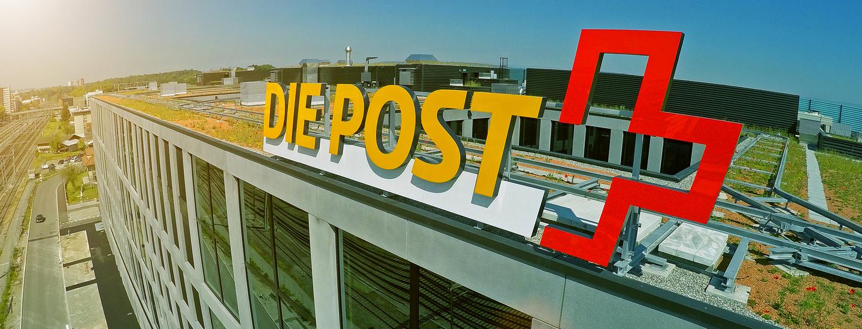 Die post schweiz