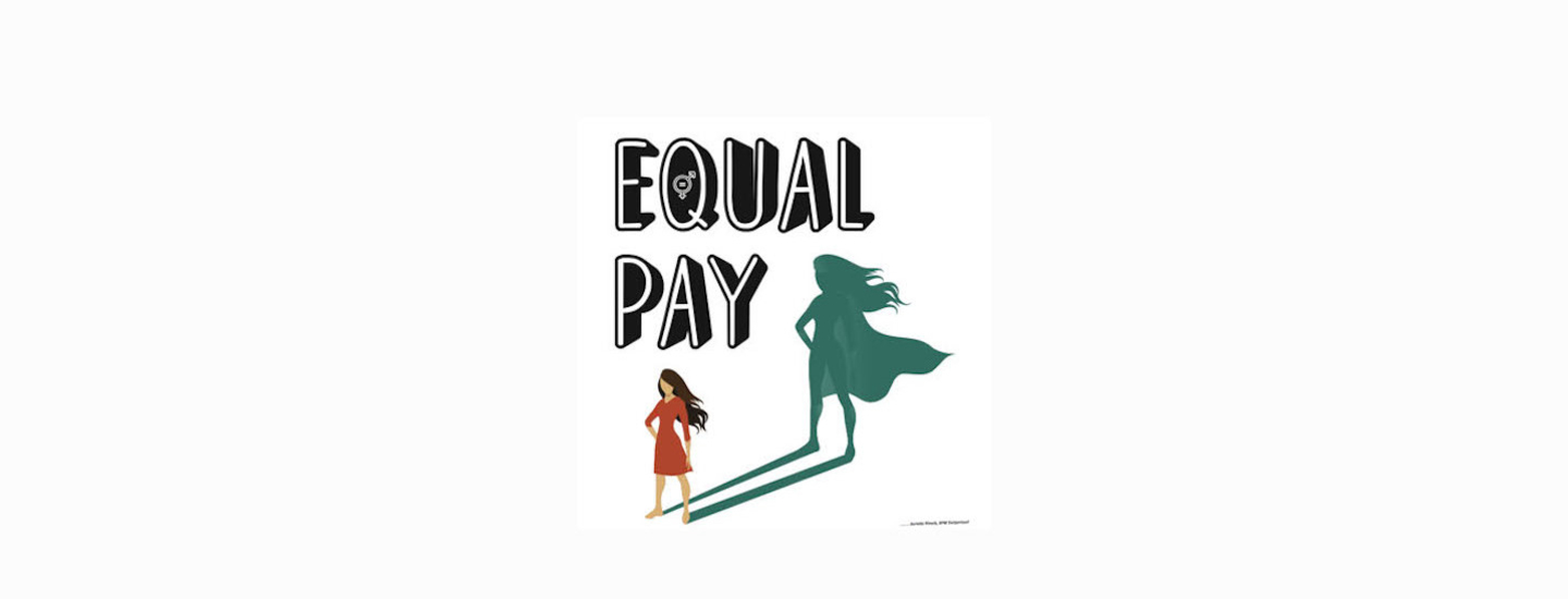 Equal pay header