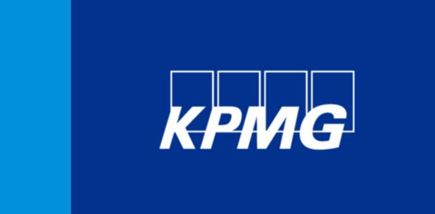 Big kpmg logo