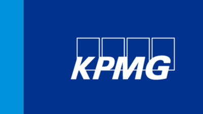 Middle kpmg logo