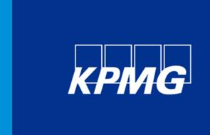 Small kpmg logo