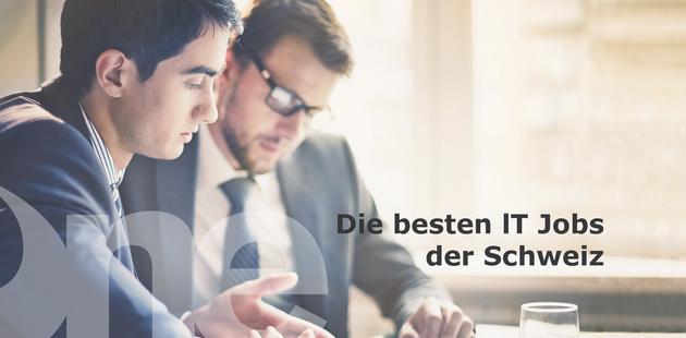 Big one agency die besten it jobs der schweiz