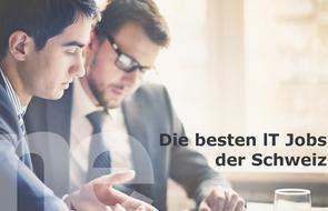 Small one agency die besten it jobs der schweiz