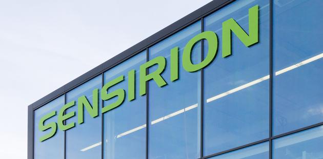 Big sensirion the sensor company
