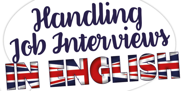 Big handling job interviews in english