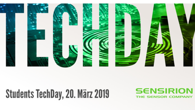 Middle techday sensirion
