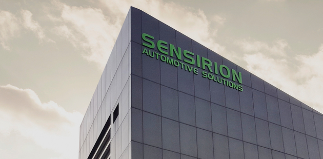 Big sensirion automotive building china