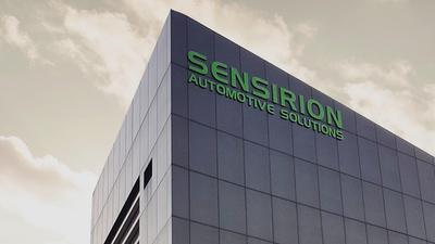 Middle sensirion automotive building china